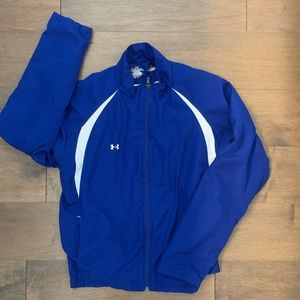 Badger Volleyball jacket